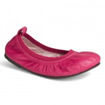 ~NEW~ Pediped Flex for Girls - Angie Fuchsia Ballet Flat