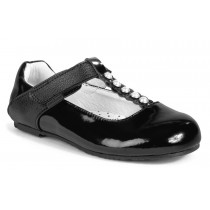~NEW~ Pediped Flex for Girls - Victoria Black Patent Mary Jane