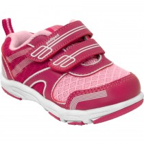 Pediped Grip 'n' Go - Luna Sangria Pink Athletic Shoe