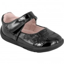 Pediped Grip 'n' Go - Jane Black Patent Mary Jane