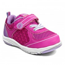~NEW~ Pediped Grip 'n' Go for Girls - Riddell Bubblegum Athletic Shoe