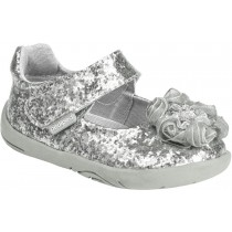 ~NEW~ Pediped Grip 'n' Go for Girls - Delaney Silver Mary Jane