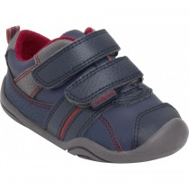 ~NEW~ Pediped Grip 'n' Go for Boys - Frank Navy Red Sneaker