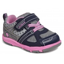 ~NEW~ Pediped Grip 'n' Go for Girls - Mars Pink Athletic Shoe