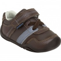 ~NEW~ Pediped Grip 'n' Go for Boys - Channing Chocolate Shoe