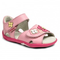 ~NEW~ Pediped Grip 'n' Go for Girls - Leana Pink Sandal