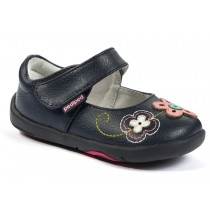 ~NEW~ Pediped Grip 'n' Go for Girls - Lorraine Navy Mary Jane