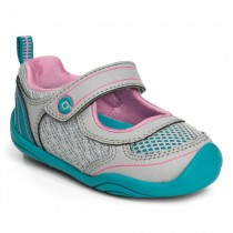 ~NEW~ Pediped Grip 'n' Go for Girls - Racer Pink Mary Jane
