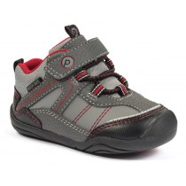 ~NEW~ Pediped Grip 'n' Go for Boys - Max Grey Boot