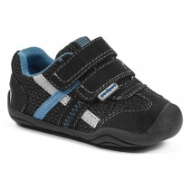 ~NEW~ Pediped Grip 'n' Go for Boys - Gehrig Black Sky Shoe