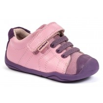 ~NEW~ Pediped Grip 'n' Go for Girls - Jake Pink Sneaker