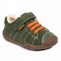 ~NEW~ Pediped Grip 'n' Go for Boys - Jake Olive Orange Sneaker