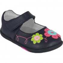 Pediped Grip 'n' Go for Girls - Sadie Navy Mary Jane