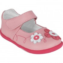Pediped Grip 'n' Go for Girls - Sadie Pink Mary Jane