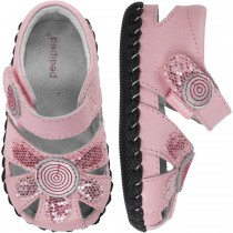 ~NEW~ Pediped Originals for Girls  - Daisy Astor Pink Sandal