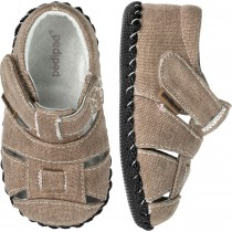~NEW~ Pediped Originals for Boys  - Harvey Gingersnap Sandal