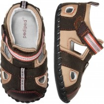 ~NEW~ Pediped Originals for Boys  - Sahara Earth Sandal