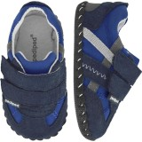 Pediped Originals for Boys - Gehrig Navy Royal Sneaker