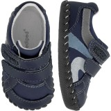 Pediped Originals for Boys - Charleston Navy Sneaker