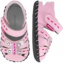 ~NEW~ Pediped Originals for Girls  - Lacee Aster Pink Sandal