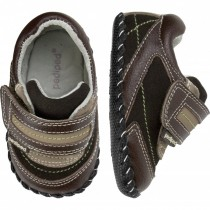 ~NEW~ Pediped Originals for Boys  - Teddy Chocolate Shoe