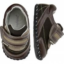 ~NEW~ Pediped Originals for Boys  - Teddy Chocolate Shoe