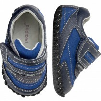 ~NEW~ Pediped Originals for Boys  - Teddy Navy Shoe