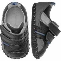 ~NEW~ Pediped Originals for Boys  - Frank Black Sky Sneaker