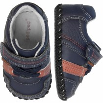 ~NEW~ Pediped Originals for Boys  - Channing Navy Shoe