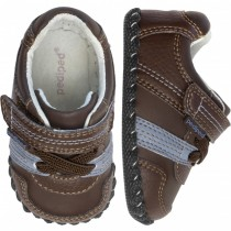 ~NEW~ Pediped Originals for Boys  - Channing Chocolate Shoe