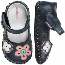 ~NEW~ Pediped Originals for Girls  - Lorraine Navy Mary Jane