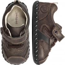 ~NEW~ Pediped Originals for Boys  - Franklin Chocolate Shoe