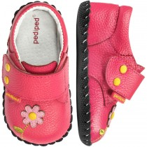 ~NEW~ Pediped Originals for Girls  - Aryanna Fuchsia Mary Jane