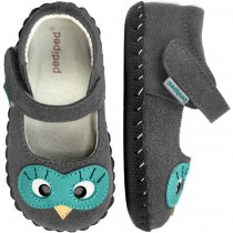 ~NEW~ Pediped Originals for Girls  - Jazzie Grey Mary Jane