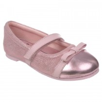 Pediped Flex for Girls - Penny Pink Ballet Flat