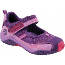 Pediped Flex for Girls - Dakota Purple Athletic Shoe