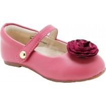 Pediped Flex for Girls - Tara Fuchsia Ballet Flat